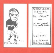 Plymouth Argyle Bill Short 813